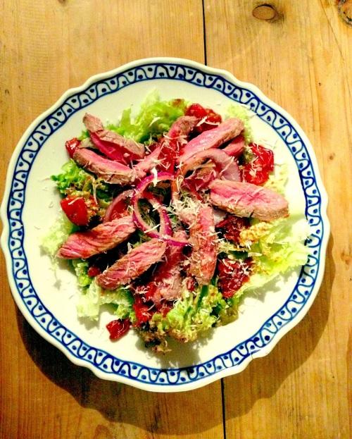 Steak & Balsamico